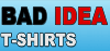 Bad Idea T-Shirts logo