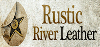 Rustic River Leather logo