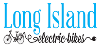 Long Island Electric Bikes logo