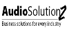 Audio Solutionz logo