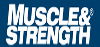 Muscle & Strength logo