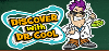 Discover with Dr. Cool logo