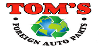 Tom's Foreign Auto Parts logo