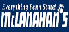 McLanahan's Penn State Room logo